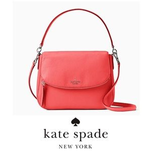Kate Spade Jackson Medium Flap Shoulder Bag